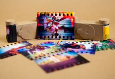 Want to play around with pinhole photography by building your own cardboard…