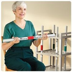 Rehab Weight Bars 3 lb Red -- Want additional info? Click on the image.(This is an Amazon affiliate link and I receive a commission for the sales)
