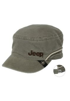 Women's Military (JEEP) Cap  ________________________ Reposted by Dr. Veronica LEE (Dpw/Buffalo, NY, US)