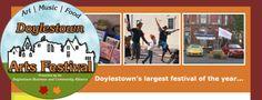 Doylestown Arts Festival Pennsylvania (PA) SEPTEMBER 7 & 8 2013