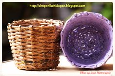 Two Baskets  http://simponikehidupan.blogspot.com