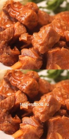 Russian Recipes, Kung Pao Chicken, Food Dishes, Chicken Wings, Food And Drink, Cooking Recipes, Beef, Homemade, Meals