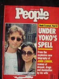 covers of people magazine john lennon - Google Search