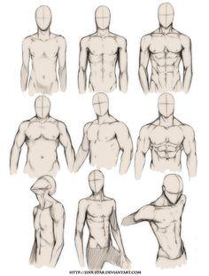 +BODY TYPE STUDY+  by =jinx-star