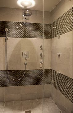 glass in kitchen cabinets curbless shower designs akw curbless tile shower wedi 15873