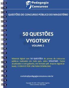 50 Questões de Vygotsky