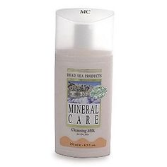 Mineral Care Cleansing Milk for Dry skin by Mineral Care. $17.99. Dead Sea Products. Size: 250ml / 8.5 fl.oz