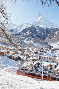 Partners for ski rental & snowboard rental in Zermatt. Zermatt, Ski Rental, Hiking Equipment, Alps, Snowboard, Switzerland, Mount Everest, Skiing, Adventure