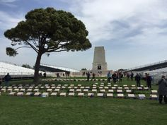 Lone Pine Cemetery, Gallipoli... Honestly one of the most moving places I've ever been