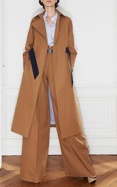 Belted Trench by MARTIN GRANT for Preorder on Moda Operandi
