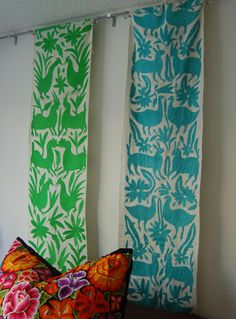 Mexican otomi > table runners