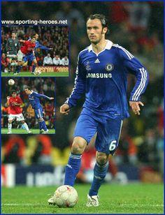 Ricardo CARVALHO Chelsea FC