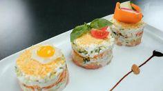 Салат «Мимоза» от шеф-повара