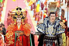 The Empress of China finally gets her coronation | Cfensi