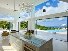 4 Bedroom Ultra Modern & Luxurious Villa 2 Mins to Beach Stunning ViewVacation Rental in Mullins Bay from @homeaway! #vacation #rental #travel #homeaway