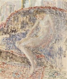Artwork by Hippolyte Daeye, JEUGD - JEUNESSE, Made of Canvas