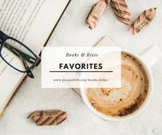 On the 11th episode of the Books & Bites podcast, we discuss some of our favorite books and recipes.