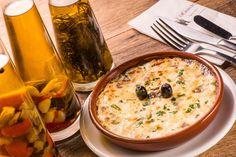 Receita: bacalhau com natas é tradição portuguesa na sua mesa - GQ | Gastronomia