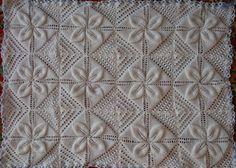 yıldız motifli el örgü bebek battaniyeleri modelleri