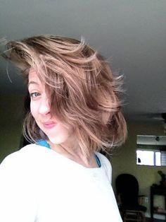 Bells for Owls: Brassy Hair Fix : DIY Toner