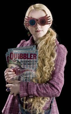 Luna Lovegood - Harry Potter Wiki  sc 1 st  Pinterest & Secret Style Icon: Luna Lovegood | Pinterest | Luna lovegood costume ...