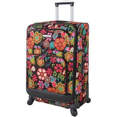 Lily Bloom 24' Exp Spinner Luggage ** More info could be found at the image url.
