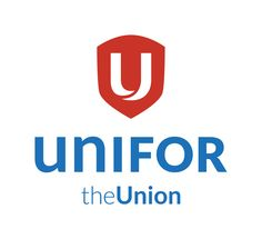 Unifor: Canada's new super union that combines CAW and CEP to make the country's biggest private sector union representing more than workers. Auto News, Lululemon Logo, Slogan, Creations, Canada, 2013, Detroit, Politics, Signs