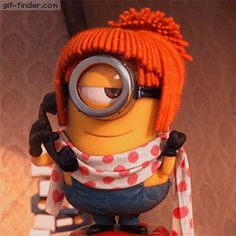 Minion - Ah. No - Find and Share funny animated gifs - Minion – Ah. Minion Gif, Amor Minions, Cute Minions, Minions Despicable Me, Minions Quotes, Funny Minion, Minion Pictures, Funny Pictures, Animated Gifs