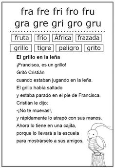 How to Learn Spanish by Getting the Most Out of Classes – Learn Spanish Spanish Teaching Resources, Spanish Activities, Spanish Words, Spanish Lessons, Dual Language, Spanish Language, Reading Anchor Charts, Spanish Classroom, Phonics