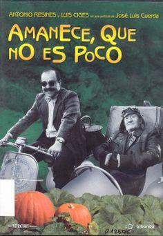 Amanece que no es poco (1988) España. Dir: José Luis Cuerda. Sátira. Vida rural. Franquismo. Relixión. Racismo. Ensino. Feminismo. Cine dentro do cine - DVD CINE 1949
