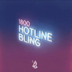 """As Drake mentioned at #ACLFestival last weekend, The """"HOTLINE BLING"""" will be…"""
