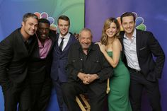 Chicago Fire, Chicago PD Cast, Dick Wolf