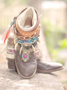 Great boho boots