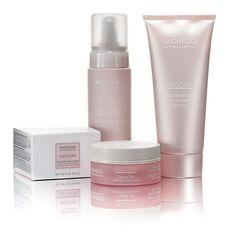 La ligne de produits Emozioni de Vagheggi prévient les rougeurs et les irritations et elle offre une protection contre les rayons UV.