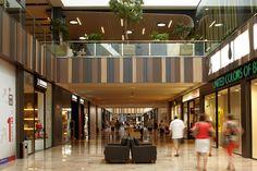 Centro Comercial Shopping Center, Architecture