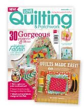 Yee-ha! Pre-order your copy of Love Quilting & Patchwork magazine, with FREE book!!!   https://www.facebook.com/Lovequiltingandpatchwork  https://twitter.com/LoveQuiltingMag
