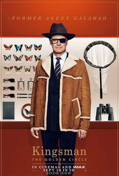 Former Agent Galahad Superwholock, Watch Kingsman, Kingsman Harry, Downton Abbey, Circle Movie, Doctor Who, Outlander, Sherlock, Kingsman The Golden Circle