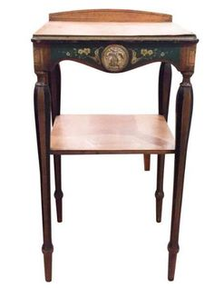Old French Side Table