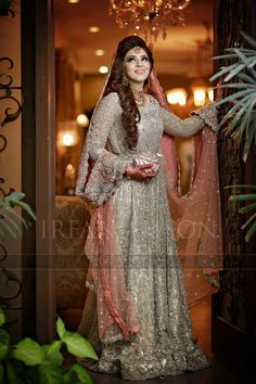 Asian Wedding Dress, Pakistani Bridal Dresses, Pakistani Wedding Dresses, Indian Dresses, Asian Bridal Wear, Indian Bridal, Wedding Lehenga Designs, Walima Dress, Bridal Outfits