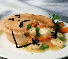 Marijuana recipe for the real chicken pot pie. Cook with cannabis oil, marijuana butter and weed milk. This chicken pot pie is easy to make and . Weed Recipes, Marijuana Recipes, Recipies, Marijuana Butter, Vegetarian Recipes, Cooking Recipes, Healthy Recipes, Savoury Recipes, Delicious Recipes