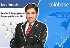 Coinbase Recruits Facebook #Messenger VP