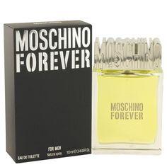 Moschino Forever by Moschino Eau De Toilette Spray 3.4 oz