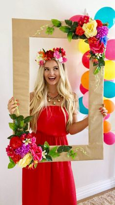 : Fashion Tips for Women - Style Advice 2019 - Boho tropical Bachelorette theme p. - Fashion Tips for Women – Style Advice 2019 – Boho tropical Bachelorette theme party. Filled with colour, flower crowns, pineapples, flamingo, di – Source by - Flamingo Party, Hawaian Party, Fiesta Theme Party, Hawaiin Theme Party, Mexican Fiesta Party, Mexican Theme Parties, Hawaiin Party Ideas, Aloha Party, Bachelorette Party Themes