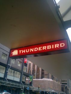 Thunderbird in Wellington - burgers, soft shell tacos, curly fries & fried chicken