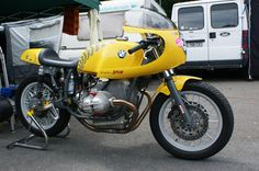 BMW Cafe Racer