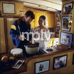 Natalie & RJ on board the Splendour - July 1978. xx