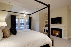 Master Bedroom - - bedroom - seattle - by Paul Moon Design