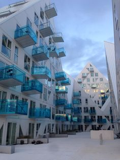 Isbjerget, Århus, Denmark, JDS Architects