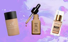 If you think you need to spend big bucks for a foundation with flawless coverage, a high-tech formula, and luxurious texture, think again. These 10 standouts are proof that you can ace your base without breaking the bank.