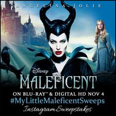 Share a photo of your child in My Little #Maleficent Sweeps for a chance to win! Enter here: http://di.sn/iwi